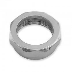 matice řízení 25,4 mm FE stříbrná, 8-hran