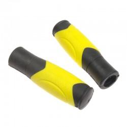 rukojeti Dutch Perfect 120 mm, žluto-černé