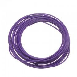 bowden brzdový, 5 mm, fialový