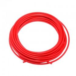 bowden brzdový, 5 mm, červený