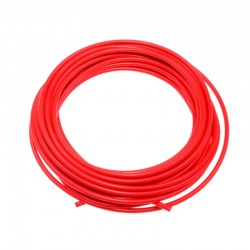 bowden řadící, 4 mm, červený