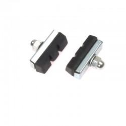 špalík brzdový gumový, 35 mm, drážky