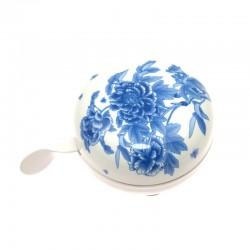 zvonek Ding Dong 80 blue porcelain