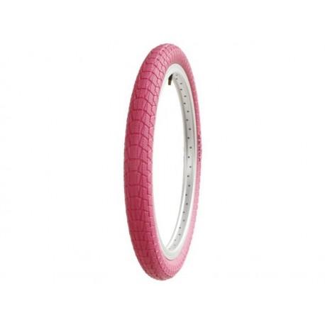 """plášť 20"""" (50-406) Kenda Krackpot, růžový"""