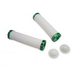 rukojeti Clarks Lock-On white-green
