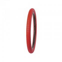 "plášť 20"" (50-406) Kenda Krackpot K907, červený"