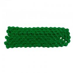 řetěz KMC S1 1/2 x 1/8, 112 čl., zelený