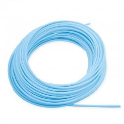 světle modrý bowden pro brzdu a přehazovačku