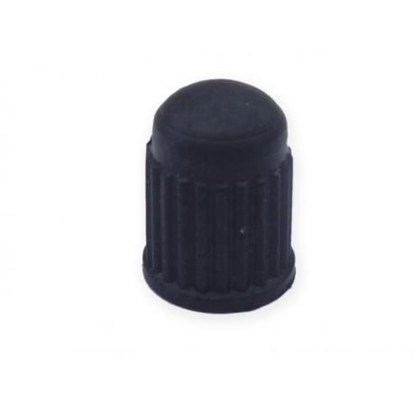 čepička ventilku moto plastová, černá