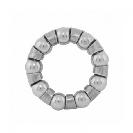věneček-ložisko středové, 9 kuliček