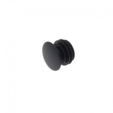 zátka (krytka) plastová do řidítek, černá
