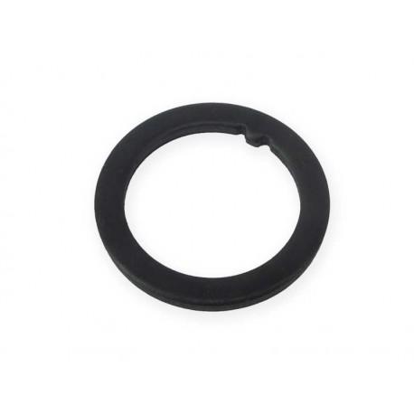 podložka hlavového složení 25,4 mm, černá