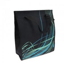 taška na kolo M-Wave Amsterdam Black Fancy