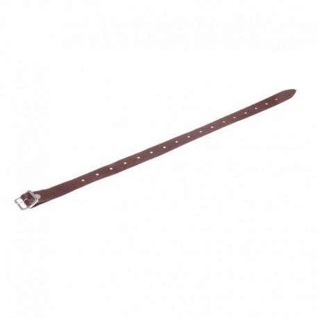 náhradní pásek (řemínek) 48 cm, hnědý