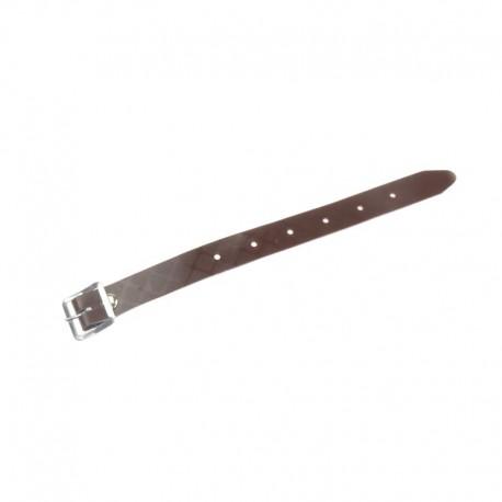 náhradní pásek (řemínek) 24 cm, hnedy