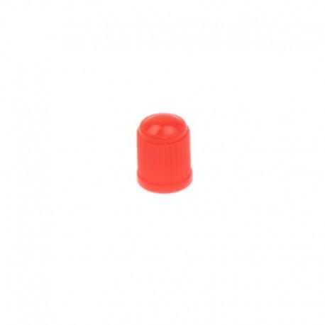 čepička ventilku moto plastová, červená