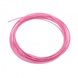 bowden brzdový, 5 mm, růžový