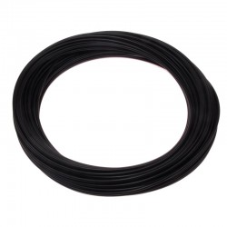 bowden brzdový, 5 mm, černý