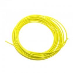 bowden brzdový, 5 mm, žlutý světlý