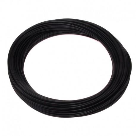 bowden řadící, 4 mm, černý