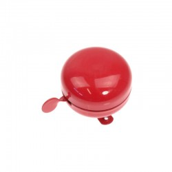 zvonek Ding Dong 60 red