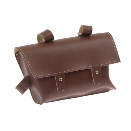 brašna rámová, Borsa Fixed, brown