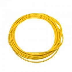 bowden brzdový, 5 mm, žlutý tmavý