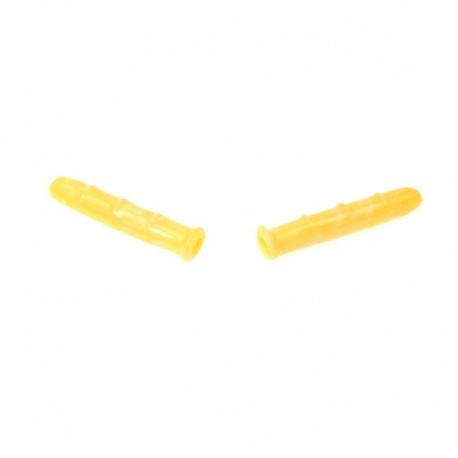 rukojeti brzdové páčky Vintage, marble yellow