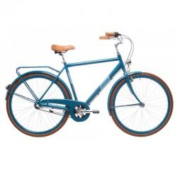 """městské kolo Kenzel Monterrey Royal 28"""", modré tmavé, 6 rychl."""