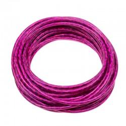 bowden brzdový, 5 mm, fialový lesklý