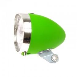 světlo přední 3xLED zelené