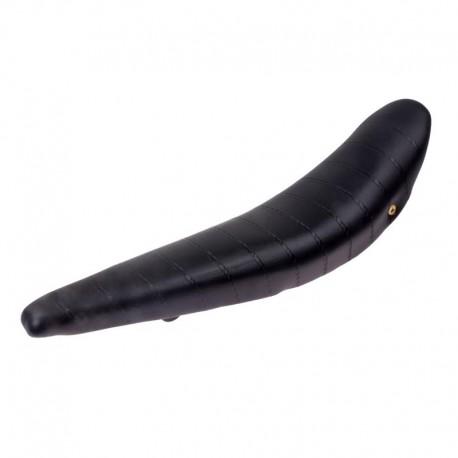 "sedlo Banana type, černé, 24""/26"" extra long"