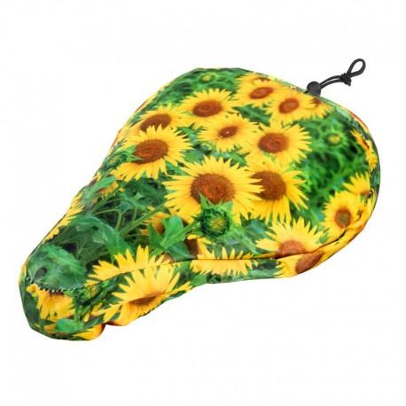 potah sedla M-Wave Sunflowers