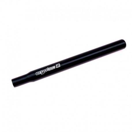 sedlovka 25,4/400 mm, hliník, černá, Humpert