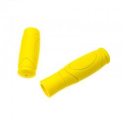 rukojeti 4Race 125+92 mm, žluté