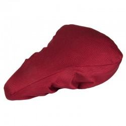 potah sedla Universal Molitan Nylon, červený