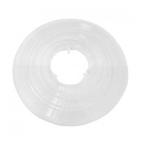 kryt (talíř) pro kazetu (vícekolečko), 190 mm, čirý