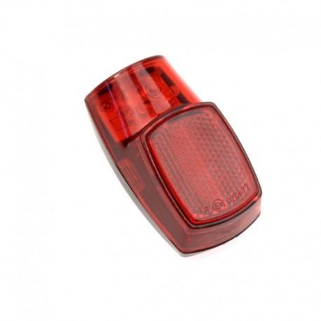 světlo zadní 3xLED Classic, red