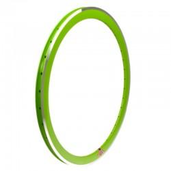 "ráfek 28"" (622 mm), 36 děr, AL, zelený"
