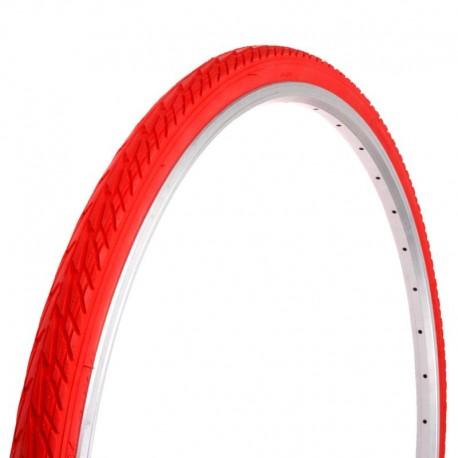 """plášť 28"""" (37-622) Deli Tire, červený"""