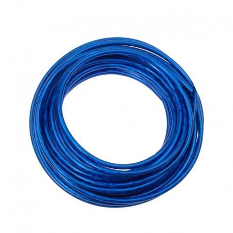 bowden brzdový, 5 mm, modrý lesklý