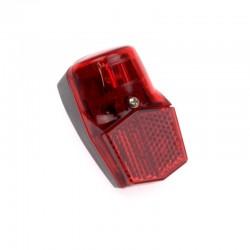 světlo zadní na dynamo, X-Light red 1xLed